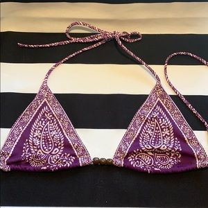 🔥Victoria's Secret string bikini top GORGEOUS🔥